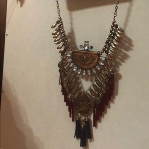 Jewelry - indian tribal necklace